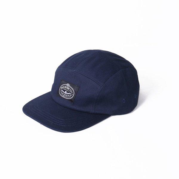 LASSO 5PANEL CAP - NAVY