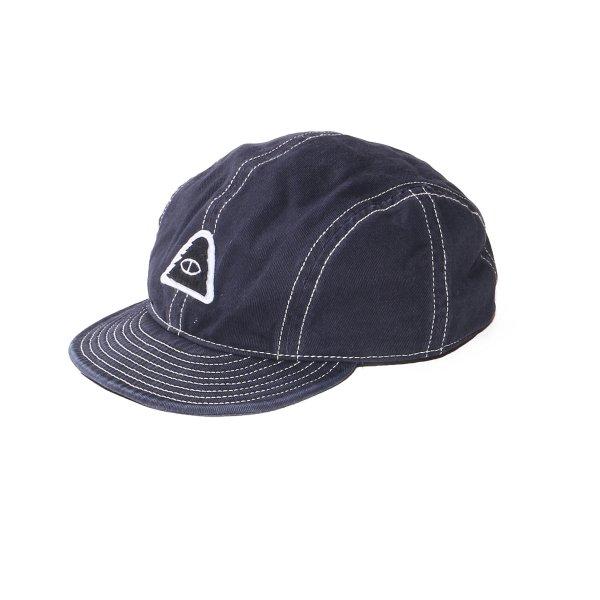 EYE PATCH MECHANIC CAP - NAVY