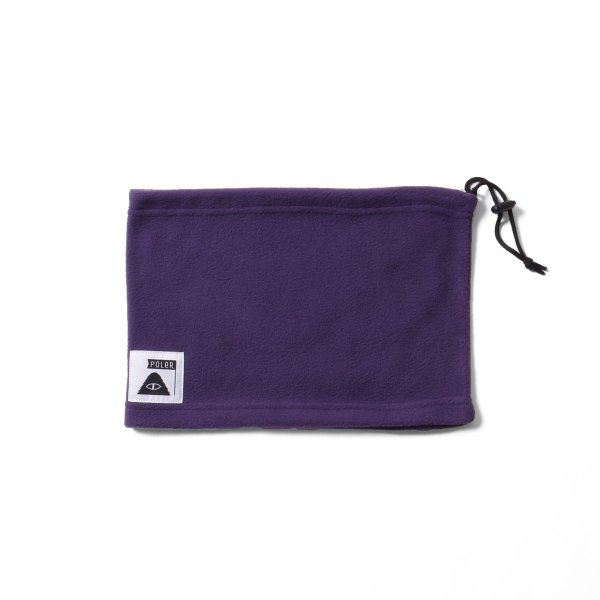 FLEECE NECK WARMER - PURPLE