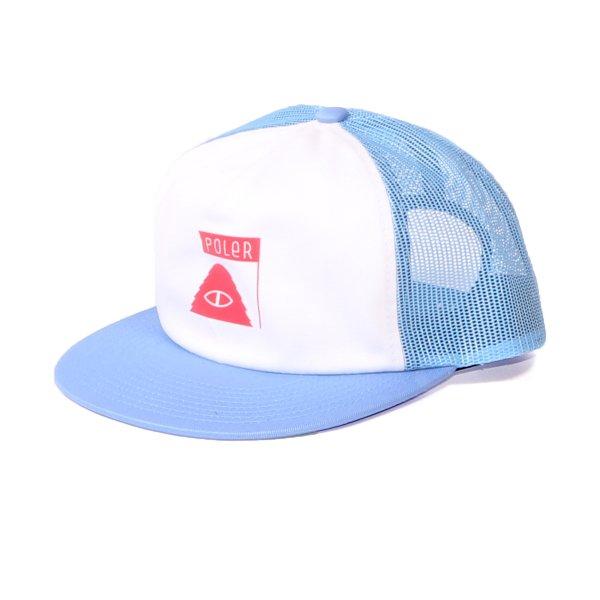 SUMMIT TRUCKER - BRUIN BLUE