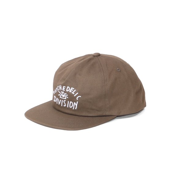 PSYCH DIVISION HAT - OLIVE