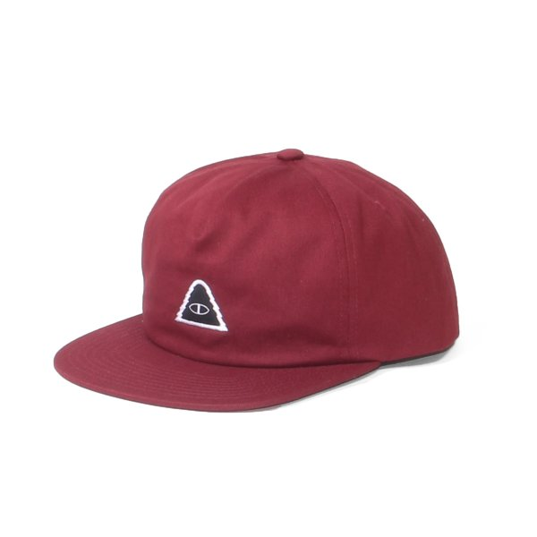 CYCLOPS PATCH HAT - MAROON