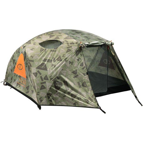 TWO MAN TENT - SUMMIT CAMO GREEN