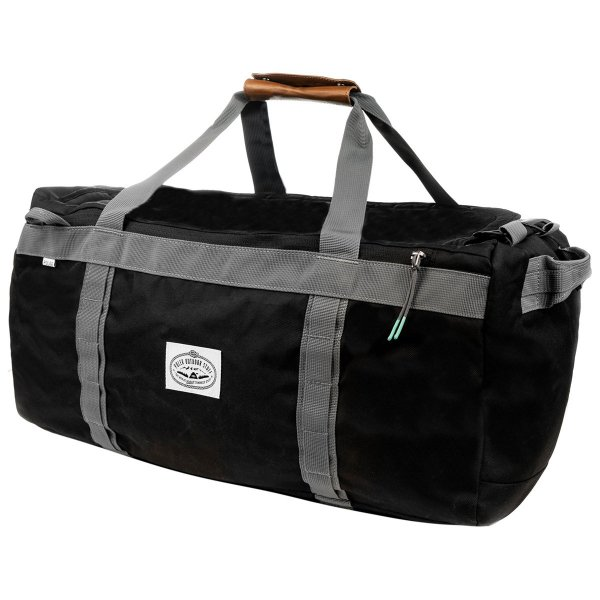ELEVATED DUFFLE - BLACK