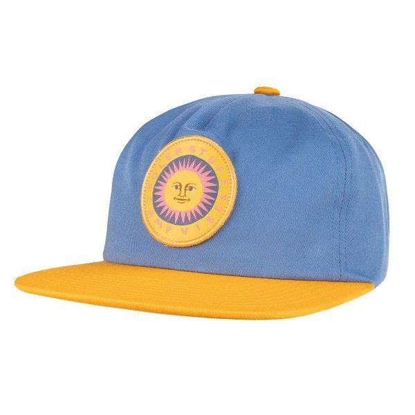 SUNSHINE HAT - POWDER BLUE