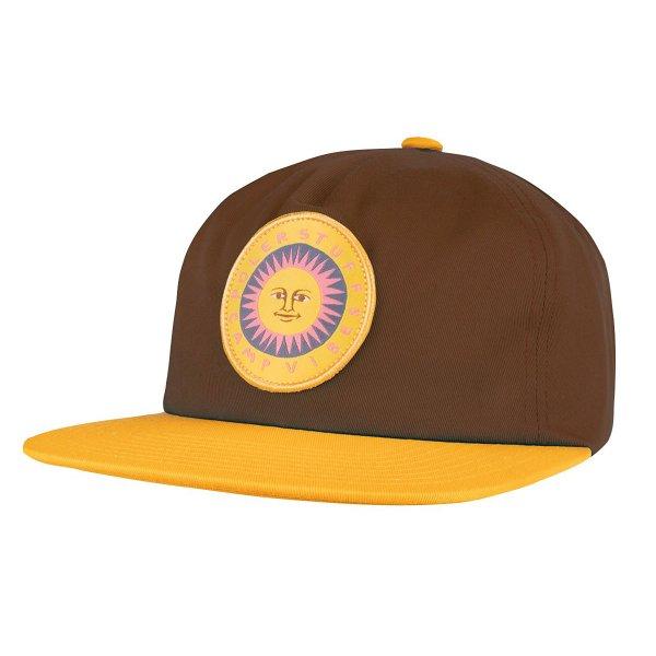 SUNSHINE HAT - BROWN