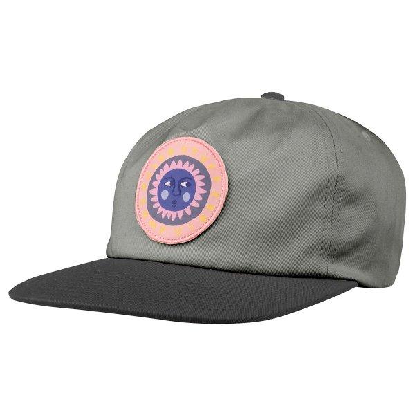 MOONSHINE HAT - LIGHT GRAY