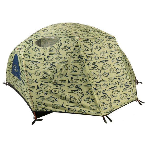 <img class='new_mark_img1' src='https://img.shop-pro.jp/img/new/icons5.gif' style='border:none;display:inline;margin:0px;padding:0px;width:auto;' />2 MAN TENT  - CUCUMBER FISH