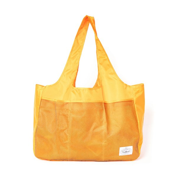 <img class='new_mark_img1' src='https://img.shop-pro.jp/img/new/icons5.gif' style='border:none;display:inline;margin:0px;padding:0px;width:auto;' />PACKABLE ECO BAG L - ORANGE