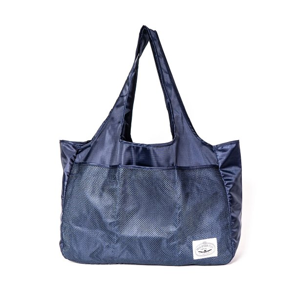 <img class='new_mark_img1' src='https://img.shop-pro.jp/img/new/icons5.gif' style='border:none;display:inline;margin:0px;padding:0px;width:auto;' />PACKABLE ECO BAG L - NAVY