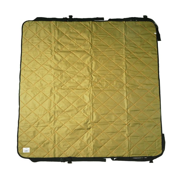 <img class='new_mark_img1' src='https://img.shop-pro.jp/img/new/icons5.gif' style='border:none;display:inline;margin:0px;padding:0px;width:auto;' />REVERSIBLE SHEET COVER - OLIVE / ORANGE