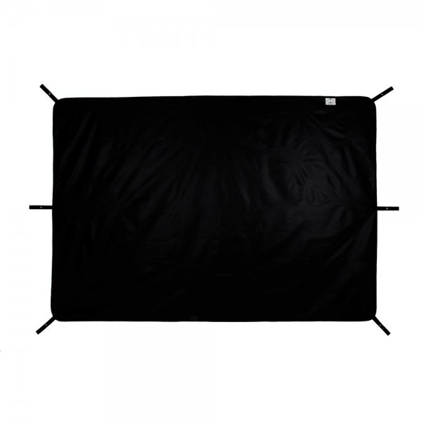 <img class='new_mark_img1' src='https://img.shop-pro.jp/img/new/icons5.gif' style='border:none;display:inline;margin:0px;padding:0px;width:auto;' />2 MAN MAGICAL TENT FOOTPRINT - BLACK