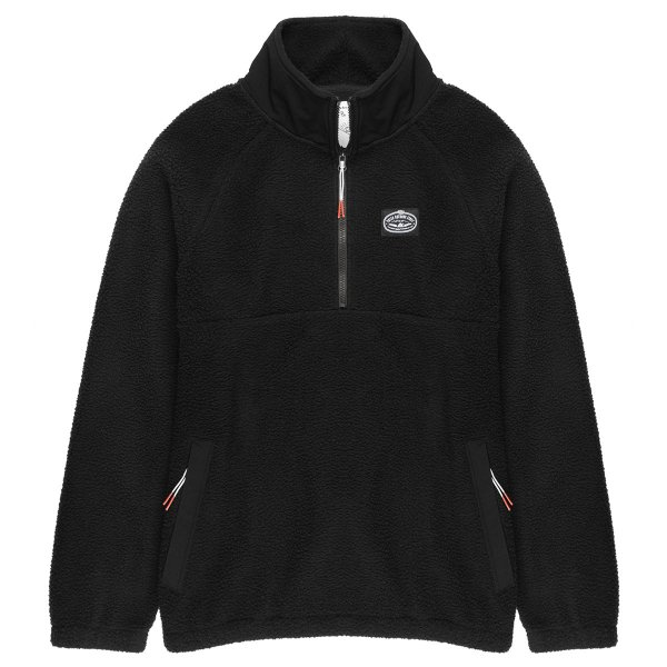<img class='new_mark_img1' src='https://img.shop-pro.jp/img/new/icons5.gif' style='border:none;display:inline;margin:0px;padding:0px;width:auto;' />CAMP SHERPA ANORAK - BLACK