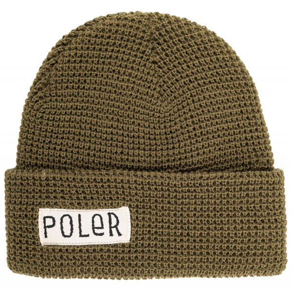 <img class='new_mark_img1' src='https://img.shop-pro.jp/img/new/icons5.gif' style='border:none;display:inline;margin:0px;padding:0px;width:auto;' />WORKERMAN BEANIE - OLIVE