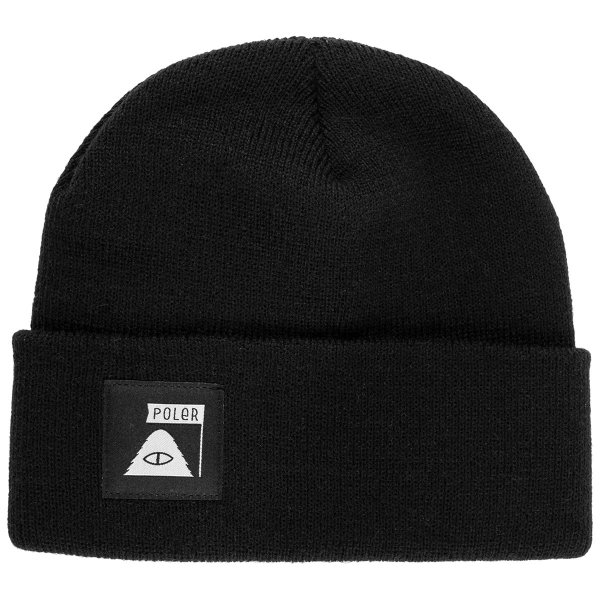 <img class='new_mark_img1' src='https://img.shop-pro.jp/img/new/icons5.gif' style='border:none;display:inline;margin:0px;padding:0px;width:auto;' />DAILY DRIVER BEANIE - BLACK