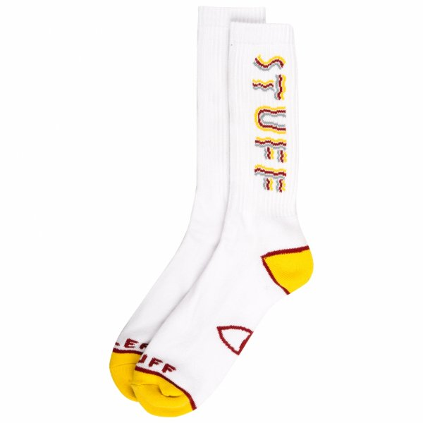 <img class='new_mark_img1' src='https://img.shop-pro.jp/img/new/icons5.gif' style='border:none;display:inline;margin:0px;padding:0px;width:auto;' />BACONIC SOCK - WHITE