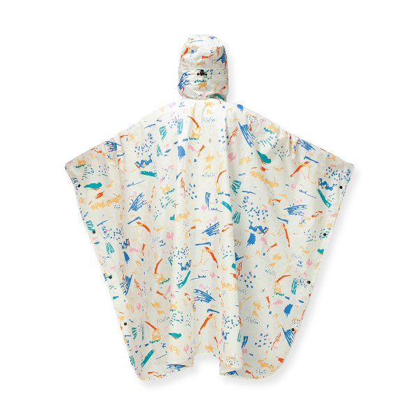 <img class='new_mark_img1' src='https://img.shop-pro.jp/img/new/icons5.gif' style='border:none;display:inline;margin:0px;padding:0px;width:auto;' />RAIN COAT - WHITE PEARL
