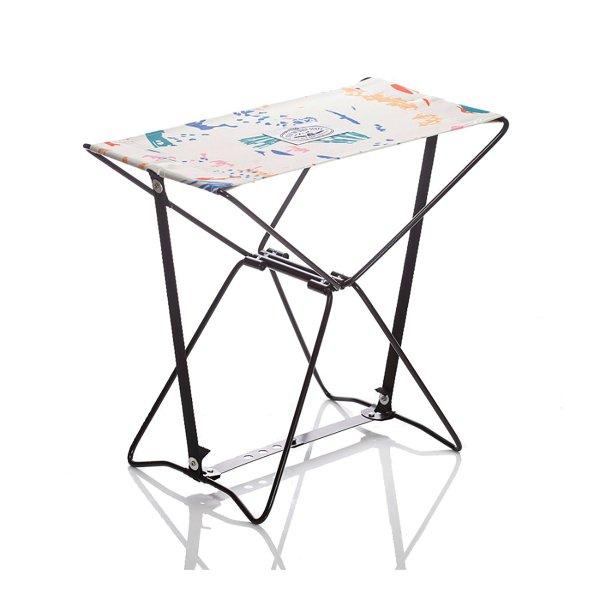 <img class='new_mark_img1' src='https://img.shop-pro.jp/img/new/icons5.gif' style='border:none;display:inline;margin:0px;padding:0px;width:auto;' />MINI CAMPING CHAIR - WHITE PEARL