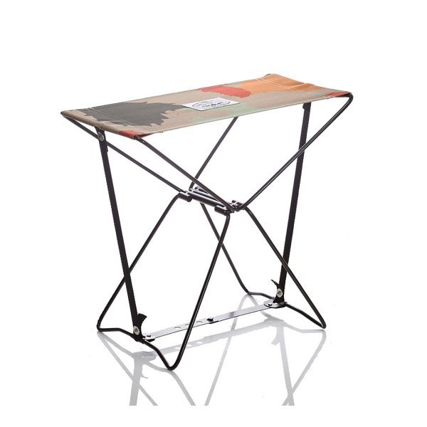 <img class='new_mark_img1' src='https://img.shop-pro.jp/img/new/icons5.gif' style='border:none;display:inline;margin:0px;padding:0px;width:auto;' />MINI CAMPING CHAIR - CAMO MUSTARD