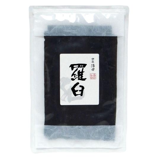 羅臼昆布(天然黒走り3等級)
