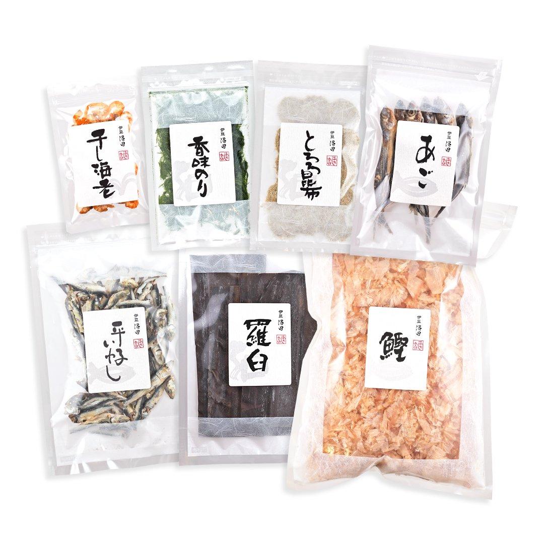 本格麺つゆ7点セット(関西風)(送料込み*)