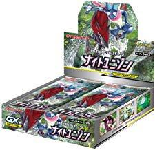 ポケモンカードゲーム サン&ムーン 強化拡張パック「 ナイトユニゾン」 BOX