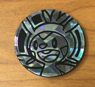 ポケモンカード 海外コイン ハリマロン