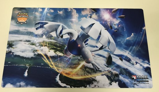 【ポケモンカードゲーム】海外 ルギア プレイマット 送料無料