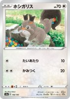 4枚セット【ポケモンカードゲーム】ホシガリス【-】[S4a]