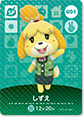 【どうぶつの森 amiiboカード第1弾】しずえ【SP】 No.001