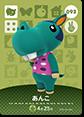 【どうぶつの森 amiiboカード第1弾】あんこ No.093