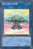 【遊戯王OCG】聖天樹の精霊【N】SLT1-JP032