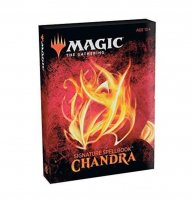 <img class='new_mark_img1' src='https://img.shop-pro.jp/img/new/icons1.gif' style='border:none;display:inline;margin:0px;padding:0px;width:auto;' />MTG   Signature Spellbook  Chandra