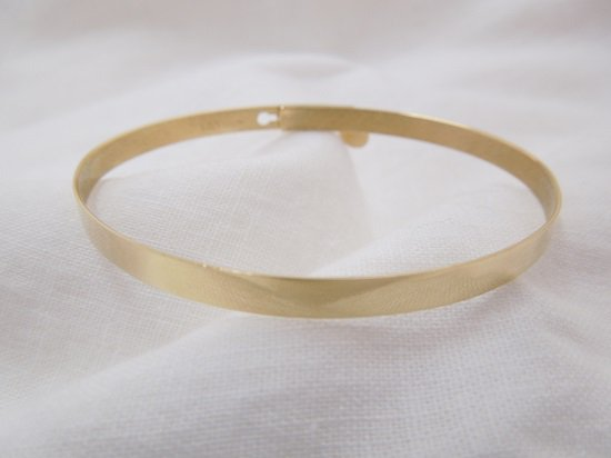 thick bangle 【order item】
