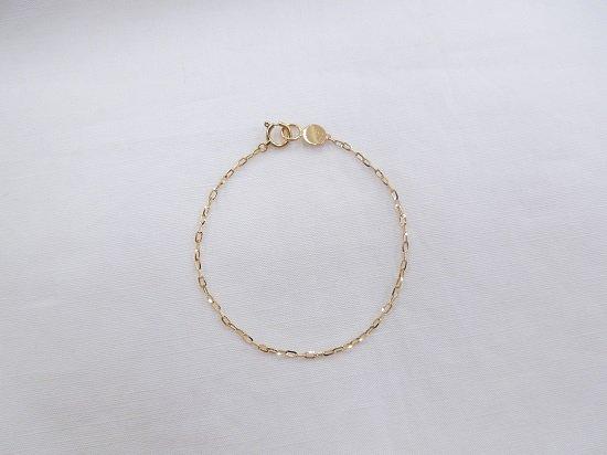 twinkle chain bracelet