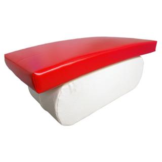 座って楽しい寿司クッション(マグロ)<br>D850×W360×H320