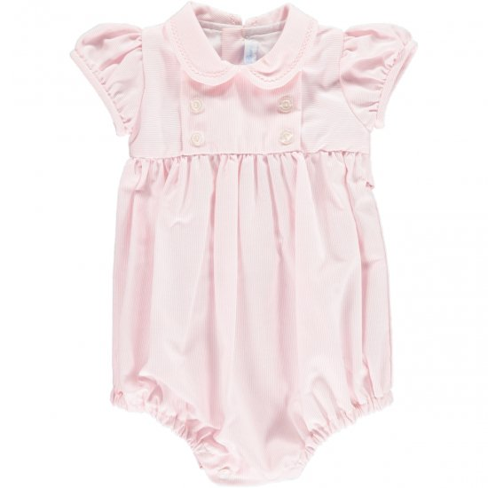 Amaia Kids - Babydoll all in one - pink アマイアキッズ - ベビーロンパース