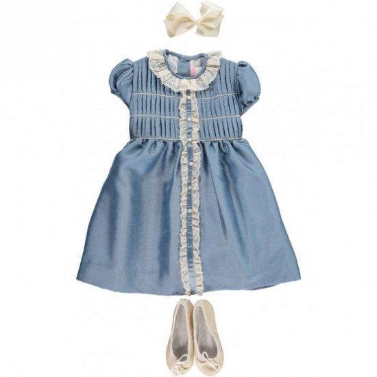 【オーダー受付】Amaia Kids - Elisabeth dress アマイアキッズ -ドレス