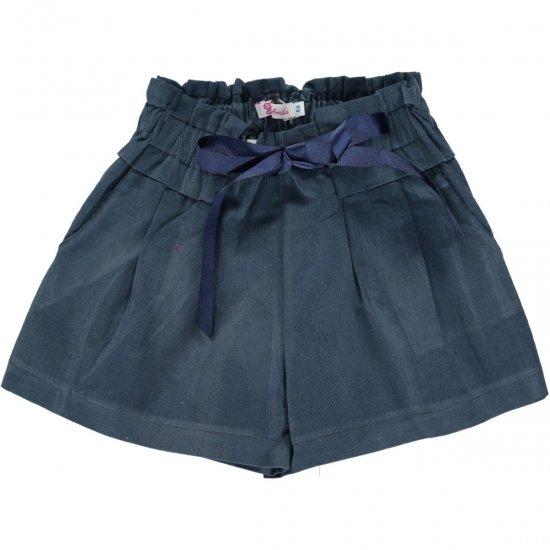 Amaia Kids - Betty shorts - blue アマイアキッズ - ショートパンツ
