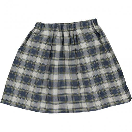 Amaia Kids - Myla skirt - アマイアキッズ - タータンチェックスカート