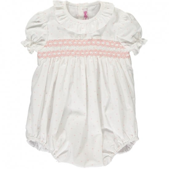 <img class='new_mark_img1' src='https://img.shop-pro.jp/img/new/icons20.gif' style='border:none;display:inline;margin:0px;padding:0px;width:auto;' />【40%OFF】Amaia Kids - Moohren romper - Pink アマイアキッズ - ロンパース