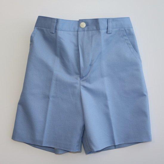 Amaia Kids - Gull shorts - Light blue アマイアキッズ - パンツ