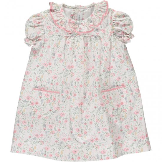 Amaia Kids - Angelina set - Floral アマイアキッズ - セットアップ