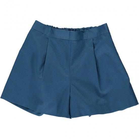 Amaia Kids - Pickwick Short - Blue アマイアキッズ - パンツ