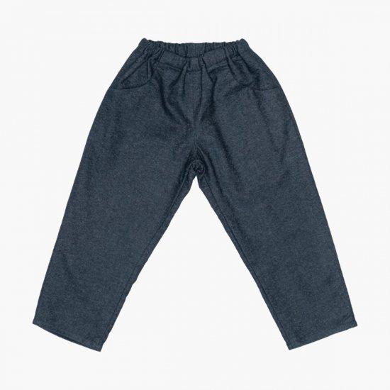 Amaia Kids - Tito trousers アマイアキッズ - Denim - デニムパンツ