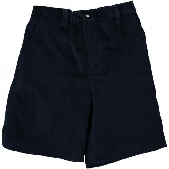 <img class='new_mark_img1' src='https://img.shop-pro.jp/img/new/icons14.gif' style='border:none;display:inline;margin:0px;padding:0px;width:auto;' />Amaia Kids - Gull shorts - Navy アマイアキッズ - コーデュロイパンツ