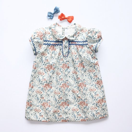 <img class='new_mark_img1' src='https://img.shop-pro.jp/img/new/icons14.gif' style='border:none;display:inline;margin:0px;padding:0px;width:auto;' />Amaia Kids - Kika dress アマイアキッズ - ワンピース