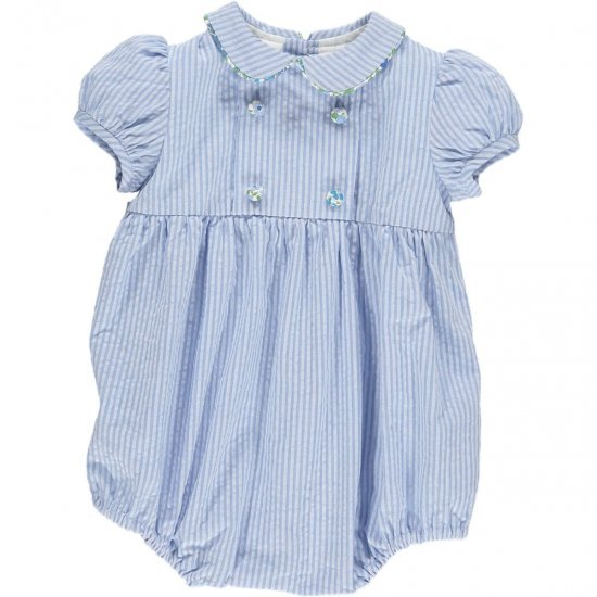 <img class='new_mark_img1' src='https://img.shop-pro.jp/img/new/icons14.gif' style='border:none;display:inline;margin:0px;padding:0px;width:auto;' />Amaia Kids - Babydoll all in one - Liberty piping アマイアキッズ - リバティパイピングベビーロンパース