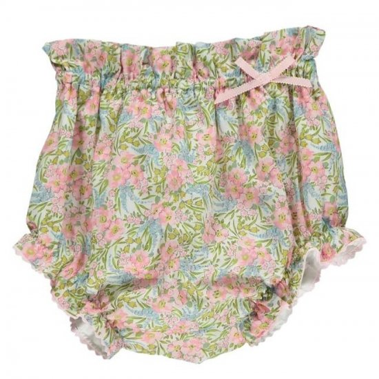 Amaia Kids - Kuka bloomer - Liberty floral アマイアキッズ - リバティプリントブルマ