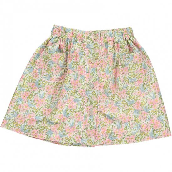 <img class='new_mark_img1' src='https://img.shop-pro.jp/img/new/icons14.gif' style='border:none;display:inline;margin:0px;padding:0px;width:auto;' />Amaia Kids - Juliette skirt - Liberty floral アマイアキッズ - リバティプリントスカート